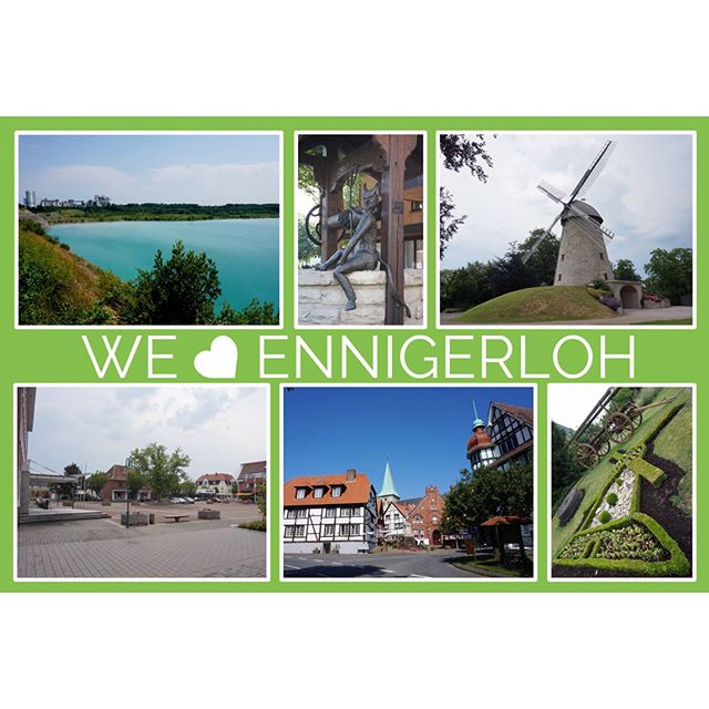 We love Ennigerloh!